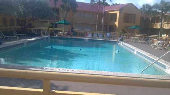 La Quinta Inn Ft. Lauderdale Northeast: Pool
