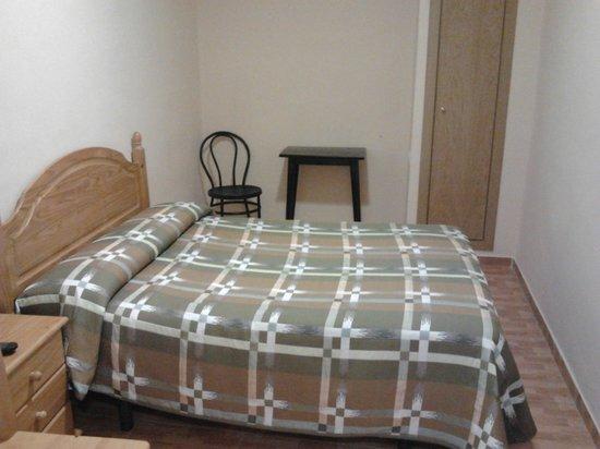Hospedería del Pilar: Room