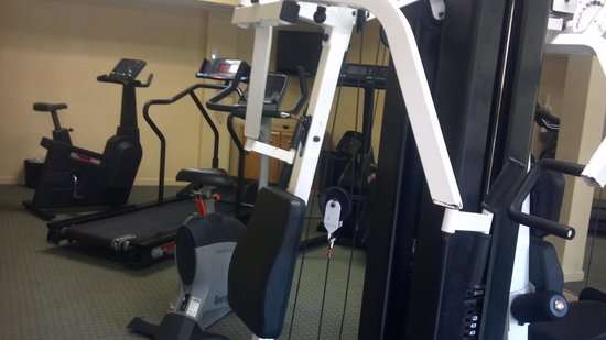 La Quinta Inn Ft. Lauderdale Northeast: fitness center 24 hrs