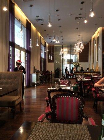 Hotel de l'Opera Hanoi: Restaurant