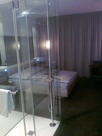 Innside by Melia Frankfurt Niederrad : My room