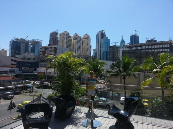 Riande Granada Urban Hotel : Riande Granada Panama
