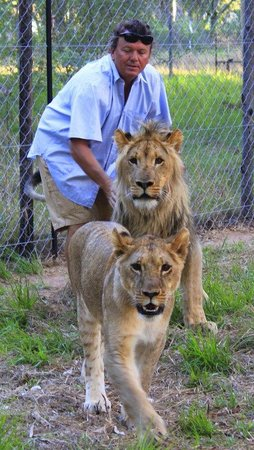Wild Is Life Trust and ZEN: Grand and Nyasha