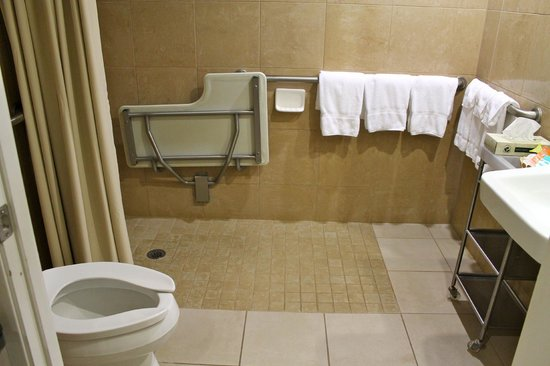 Aqua Palms Waikiki : Bathroom
