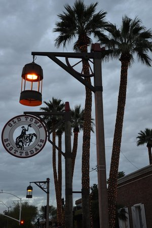 Old Town Scottsdale: Sign