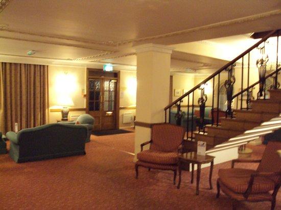 Best Western Banbury House Hotel: The lobby