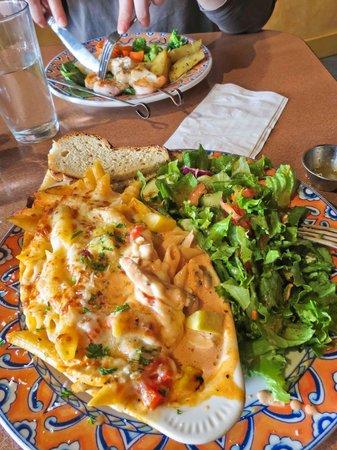 Fat Olives Restaurant: Chicken dish