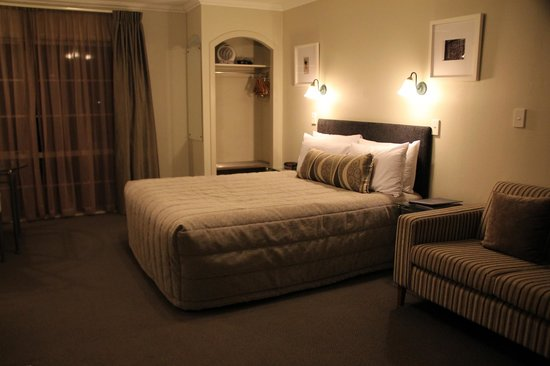 Silver Fern Rotorua - Accommodation and Spa: Bed