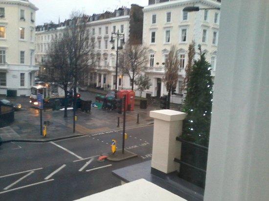 Comfort Inn London - Westminster: vista camera