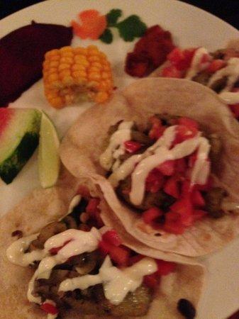 Stashus con Fusion: Tacos