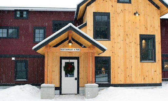 Come Visit The Newly Renovated Mad River Barn Picture Of Mad River Barn Inn Restaurant Pub Waitsfield Tripadvisor