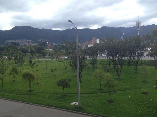 TRYP Bogota Embajada: vista quarto