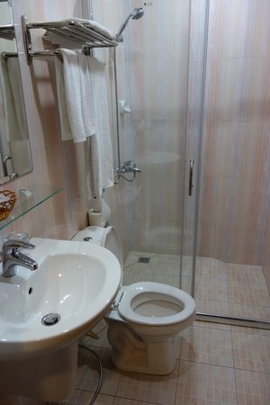 Silver River Hotel: bathroom