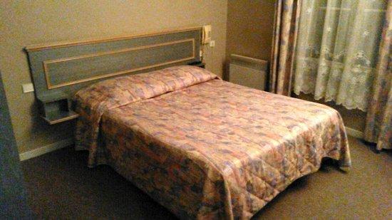 Hotel de L'Ours: une chambre du 1er étage