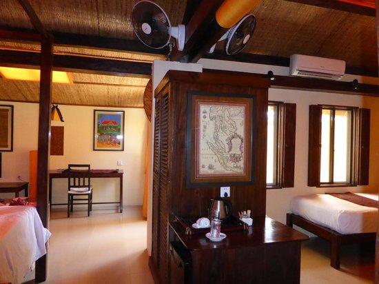 Rikitikitavi: Great spacious room