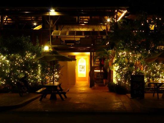 Rikitikitavi: First floor restaurant