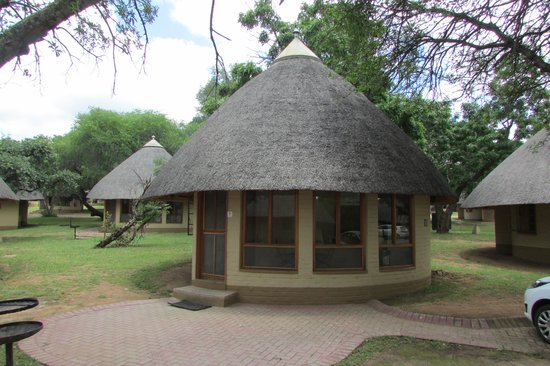 Skukuza Rest Camp : My house