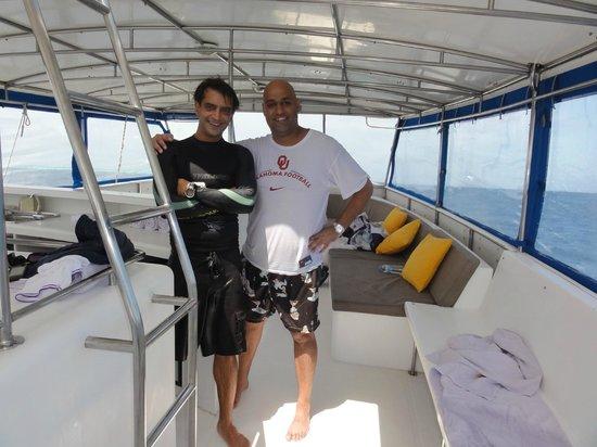 W Maldives : Scuba Diving