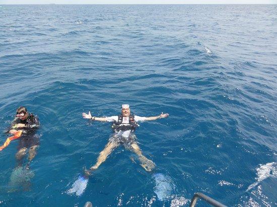 W Maldives : Scuba