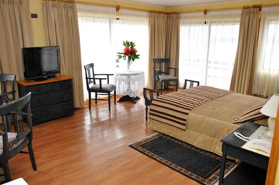 Hotel y Cabanas Terrazas Del Lago: room