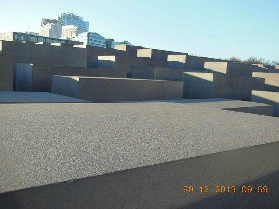 Mémorial aux Juifs assassinés d'Europe : I blocchi...