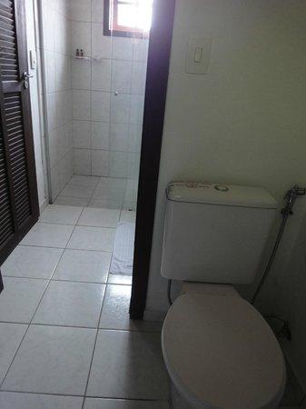 Pousada Isla Bonita Flat: banheiro