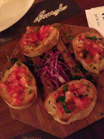 KOKi Beach Restaurant & Bar: Starters