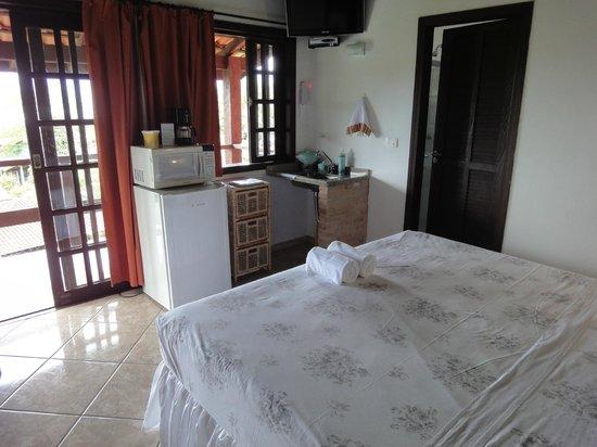 Pousada Isla Bonita Flat: quarto grande