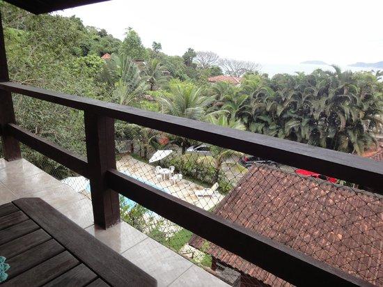 Pousada Isla Bonita Flat: vista do apartamento