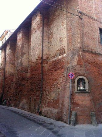 MUVE, Museo del Vetro di Empoli, esterno