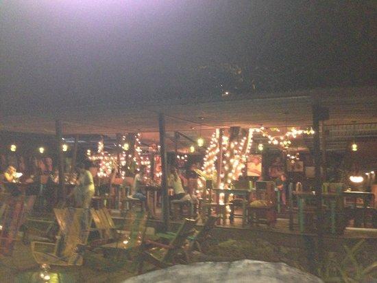KOKi Beach Restaurant & Bar: Front of house