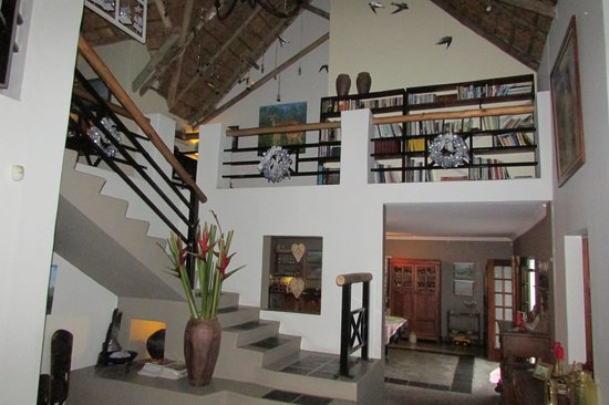 Utopia in Africa : Charming interior