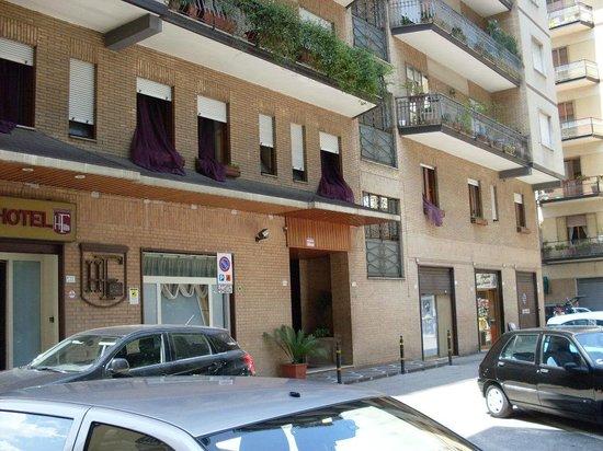 Frank Hotel : Hotel Frank