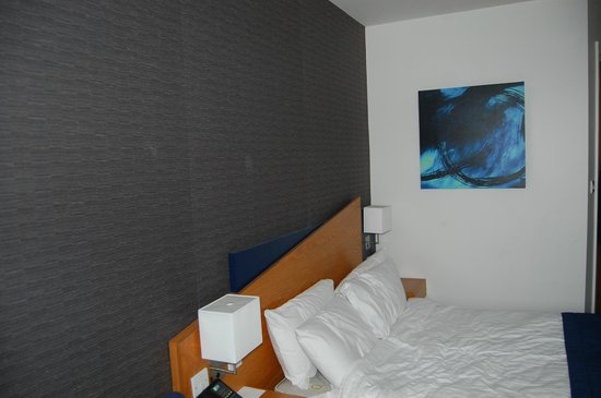 Holiday Inn Express London Royal Docks - Docklands : Double room