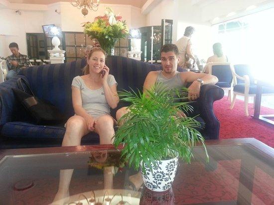 Capetonian Hotel: Lobby