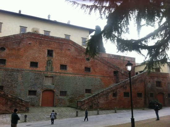 Черетто-Гиди, Италия: Villa Medicea di Cerreto Guidi, facciata