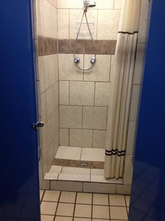Interior Small Showers small showers picture of memphis graceland rv park campground showers