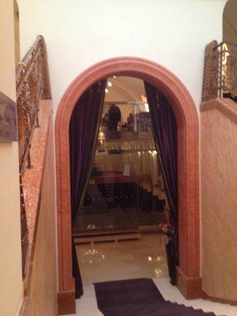 K+K Hotel Fenix : l'accesso alla sala conferenze
