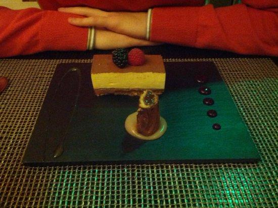 AQUA Restaurant : Tiramisu