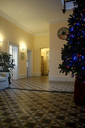 Wildercombe House: The Hallway