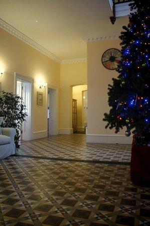 Wildercombe House : The Hallway