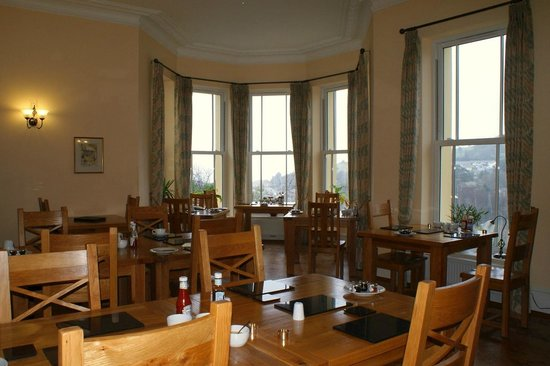 Wildercombe House: The Dining Room