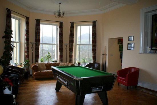 Wildercombe House: Bar/Lounge