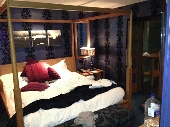 Malmaison Reading: Mallard Bedroom