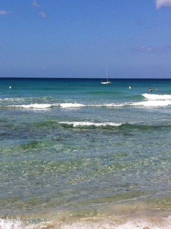 Globales Lord Nelson: bellissima spiaggia