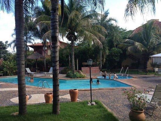 Hotel Pousada Aguas de Bonito: Sossego e beleza