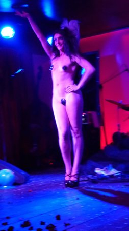 Trevi by Micca Club : burlesque show