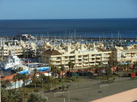 Hotel Best Tritón: good views of the marina