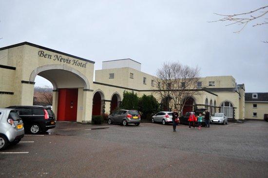 Ben Nevis Hotel & Leisure Club : Общий вид гостиницы