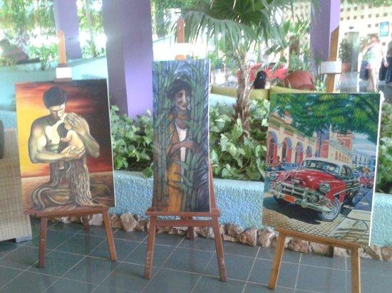 Barceló Solymar: кубинские картины